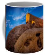 Shaft Of Sun Through The Keyhole Coffee Mug
