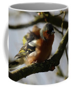 Shake Your Tail Feather Coffee Mug