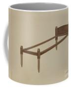 Shaker Bed Coffee Mug