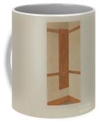 Shaker Built-in Cupboard Coffee Mug