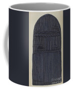Shaker Case Coffee Mug
