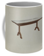 Shaker Dining Table (marble Top) Coffee Mug
