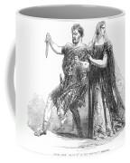 Shakespeare: Macbeth, 1845 Coffee Mug