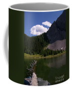 Shallow Mountain Lake Coffee Mug