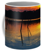 Shallow Water Sunset Coffee Mug