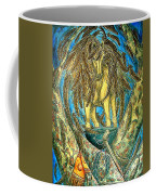 Shaman Spirit Coffee Mug by Kim Jones
