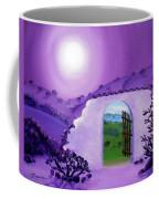 Shaman's Gate To Summer Coffee Mug