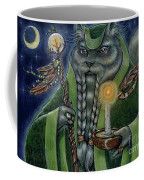 Shaman's Moon Coffee Mug