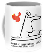 Shanghai Circuit Coffee Mug