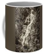 Shannon Falls - Bw Coffee Mug
