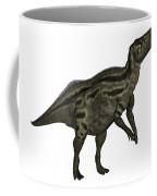 Shantungosaurus Dinosaur Coffee Mug