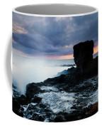 Shaped By The Waves Coffee Mug by Mike  Dawson