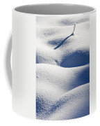 Shapes Of Winter Coffee Mug