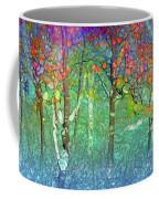 Sharing Colours And Dreams Coffee Mug