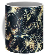 Shark Jaws Coffee Mug