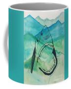 Shark Mountain  Coffee Mug