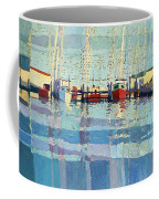 Shark River Inlet Coffee Mug