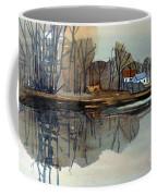 Shark River Reflections Coffee Mug