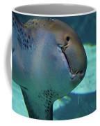 Shark View Coffee Mug
