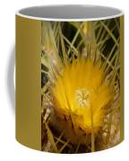 Sharp Yellow Coffee Mug