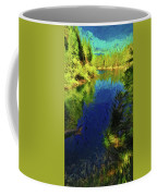 Shasta's Still Waters Coffee Mug