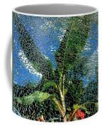 Shattered Plant Coffee Mug
