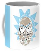 Shattered Reflection Series Coffee Mug