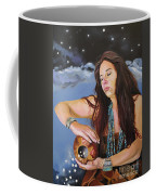 She Paints With Stars Coffee Mug