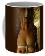She Seeks She Yearns Coffee Mug