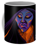 She Sleeps Coffee Mug