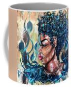 She Was A Cool Flame Coffee Mug