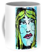 She Was A Handsome Woman Coffee Mug