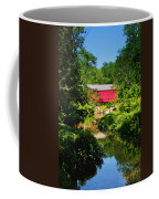 Sheards Mill Bridge - Nockamixon Pa Coffee Mug