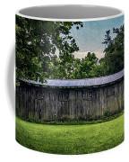 Shed At Camp Pecometh Coffee Mug