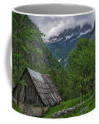Shed In The Pass Coffee Mug