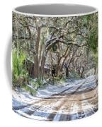 Sheep Farm - Snow Coffee Mug