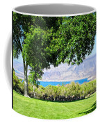 Sheep In The Shade Coffee Mug