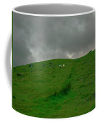 Sheep.  Coffee Mug