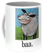 Sheep Poster Coffee Mug