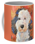 Sheepadoodle Coffee Mug