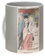 Sheet Music Dans Lxviiieme By Achille Bloch And Louis Byrec, Performed By Farville And Reschal Theo Coffee Mug