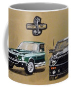 Shelby 40th Anniversary Coffee Mug