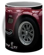 Shelby Cobra Sports Car Coffee Mug
