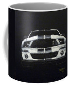 Shelby Mustang Front Coffee Mug