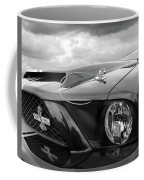 Shelby Super Snake Mustang Grille And Headlight Coffee Mug