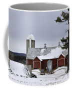 Sheldon Barn Coffee Mug