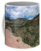Shelf Road Drop Off Coffee Mug