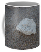 Shell And Sand Coffee Mug