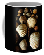 Shell Art - D Coffee Mug