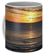 Shell Beach Sunset Coffee Mug